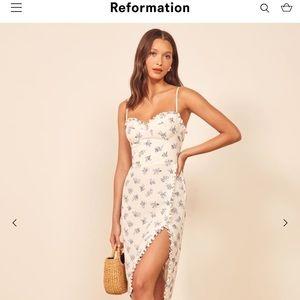 Reformation Posie dress
